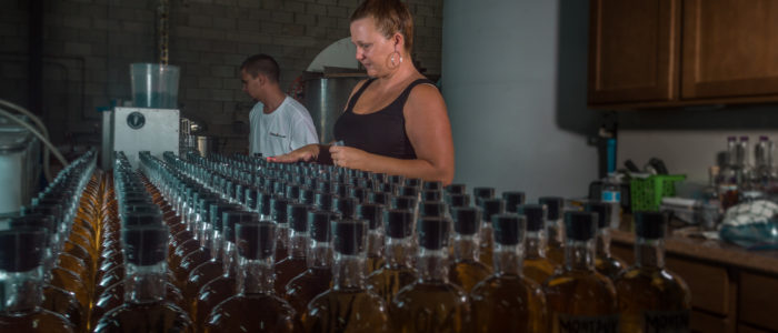 handcrafted bottling